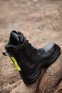 S1p Full Grain Leather/Cow Split Leather Safety Shoes Sy5001 pictures & photos