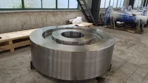 AISI 4140 Q&T Forged Part for Deck Bushing