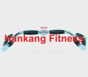Fitness, gym equipment, fitness machine, 30′′ Angled PRO Lat Bar (HB-004) pictures & photos