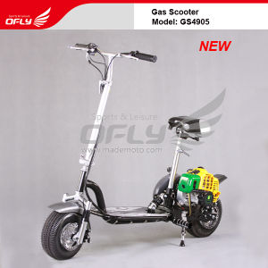 New Gas Scooter pictures & photos