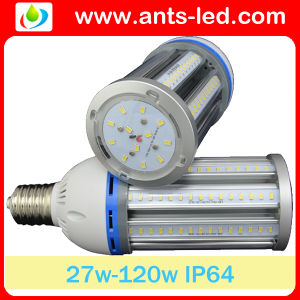 E40 E27 10W to 120W Clear Milky Cover IP65 Waterproof LED Corn Light
