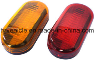 LED Clearance Side Marker Identification Lamp pictures & photos