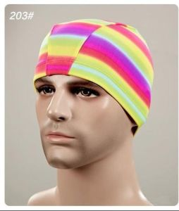 Swimming Caps Waterproof Swimming Hats Comfortable Elastic Fiber Swim Cap pictures & photos
