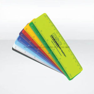 Flexible 15cm Ruler Made From Recycled Polypropylene pictures & photos