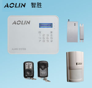 China Aolin Lcd Touch Type Host Wired Wireless Mobile Remote Control Symste Home Alarm System China Home Alarm