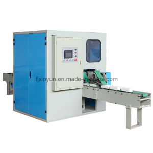 High Speed Automatic Facial Tissue Paper Cutting Machine Log Saw pictures & photos