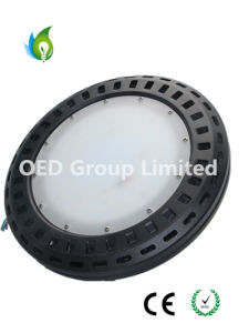 Factory Tunnel Shopping Mall Used UFO LED High Bay Light IP65 and Bridgelux LED Chip pictures & photos