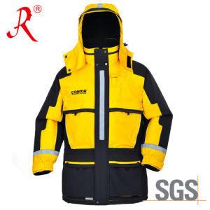 Flotation Fishing Suit with 3m Reflective Tape (QF-924A)
