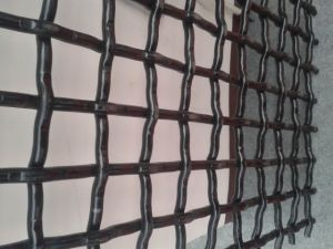 Crimped Wire Mesh for Mine Sieving pictures & photos