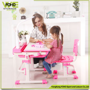 Homework Desk Set Kids Pencil Writing Children Table Chair