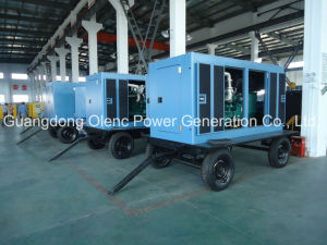 50kVA Cummins Trailer Generator Set pictures & photos