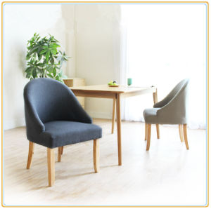 China Northern European Sofa Chair Ecological Wooden Living Room ...
