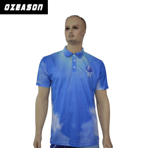 Custom Plus Size Short Sleeves Men Women Polo T Shirt Manufacturer pictures & photos
