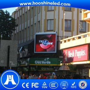 High Frequency Scan Full Color P8 LED Outdoor Slim pictures & photos