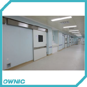 Belt and Road Project Product Qtdm-4 Hospital Hermetic Sliding Door pictures & photos