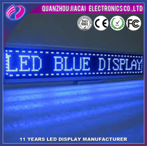 P10 Bule Color LED Screen Outdoor LED Billboard pictures & photos