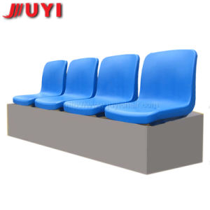 HDPE Bleachers Blow Molded Stadium Plastic Chair Blm-1311 pictures & photos