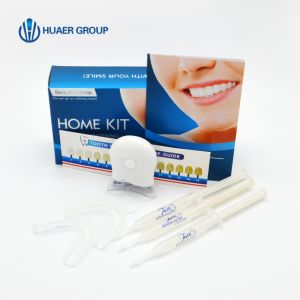 China Super Best Home Teeth Whitening Kit With Mini Led Light