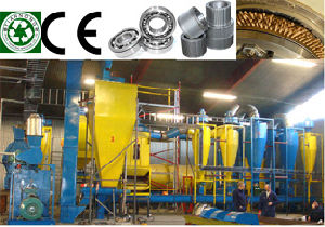 CE Approved Wood Pelletizing Plant