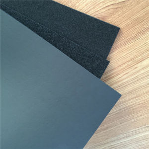 One Side Skin NBR PVC Foam for Heat Insulation pictures & photos