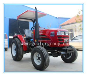 Tractor (30HP 4WD) with CCC (LZ304) pictures & photos