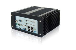 Bis-6592gm Fanless Embedded Box PC