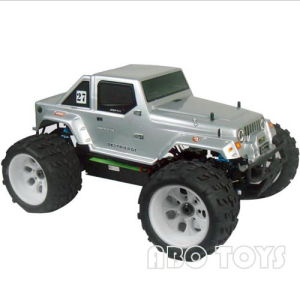 1: 8th Sacle 4WD Brushless Version Electric Powered off Road Jeep (ET-08067)