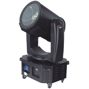Outdoor Sky Lighting/4kw Moving Head Sky Search Light