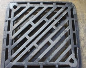 Ductile Iron Casting Gully Grates, EN124 Water Grating pictures & photos