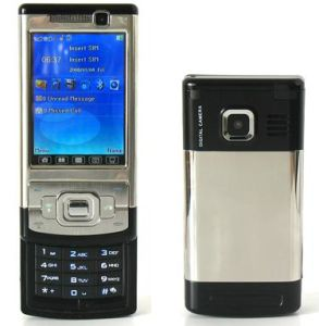 GSM Phone CE Certification (F818)