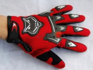 Shock Absorption Winter Mountain Bicycle Glove pictures & photos