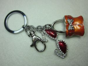 Lovely Metal Key Chain