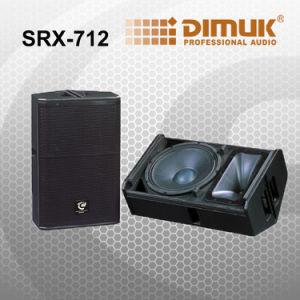 Professional 12 Inch Stage Monitor Speaker (SRX-712)