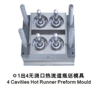 Pet Mold (4cav Hot Runner)