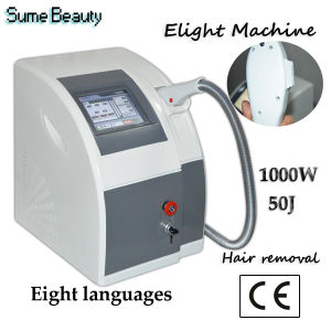 IPL Shr Hair Removal Skin Rejuvenation Elight Beauty Machine pictures & photos