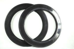 700c 88mm Tulular Carbon Bicycle Rims (FRX-R88T)
