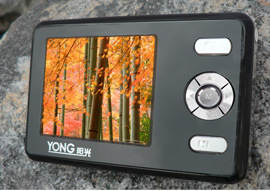 "MP4 Player with 2.0"" TFT Screen (S-MP4-2001)"