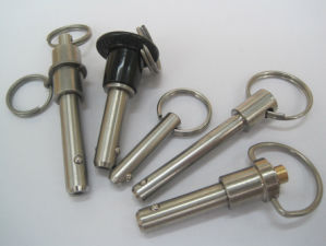 Quick Release Ball Lock Pins with All Kinds of Handles