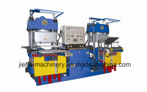 Silicone Rubber Diaphragm Press Molding Vulcanizing Machine Made in China pictures & photos