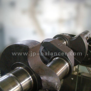 Jp Balancing Machine for Crank Shaft of Motorcar (PHQ-50) pictures & photos