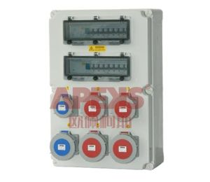 Distribution Box With Cee Socket -9409
