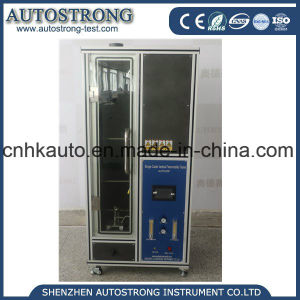 UL1581 Cable Horizontal and Vertical Flammability Test Machine pictures & photos