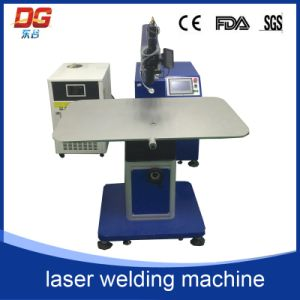 Good Service 300W Laser Welding Machine for Advertising Words.