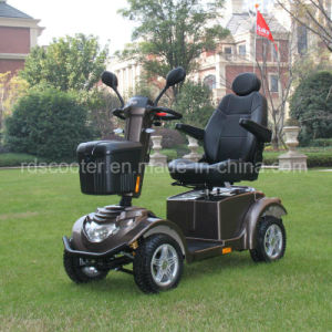 High Power Digital Display Full Suspension Mobility Scooter Electric Scooter pictures & photos