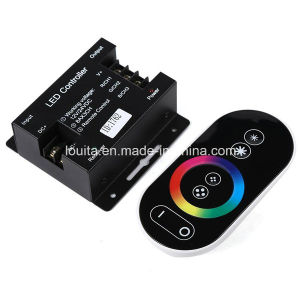 da827b4262b China Wireless Touch Panel RF Remote Controller for RGB LED Strip ...