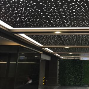 2017 Hot Sale Artistic Perforated False Ceiling pictures & photos