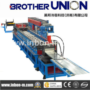 Cold Rolled Collector Plate Roll Forming Machine pictures & photos
