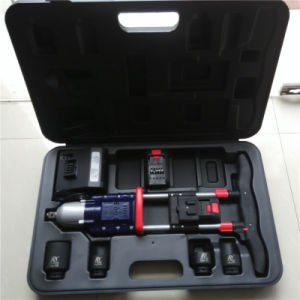 Large Size Gas Natural Gas Pipeline Cordless Bolting Tool Torque Wrench