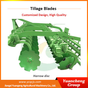 Rotavator 60si2mn Tilling Machine Plough Discs for Sale