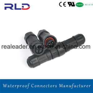 IP68 Quick Lock and Nut Type High Waterproof Intergrated Connector